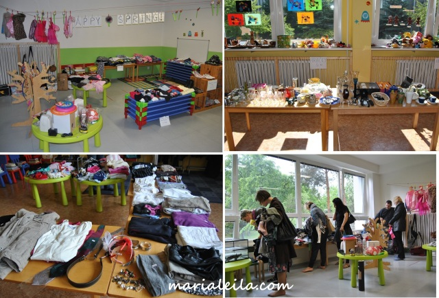 Photos of our garage sale from 2011 to present.  I'm forever grateful to the parents and teachers for their continuous support.